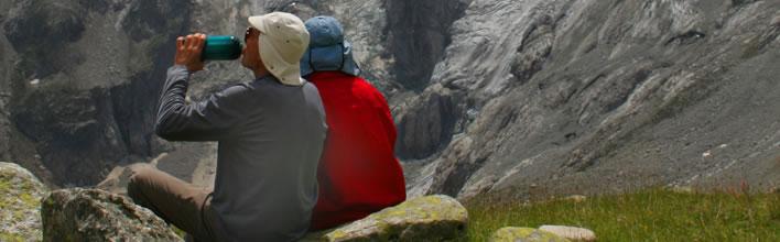 Budget Tour Du Mont Blanc