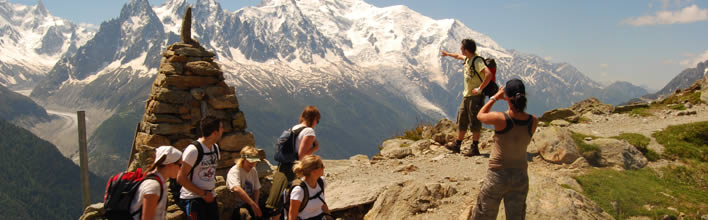 Guided Tour Du Mont Blanc