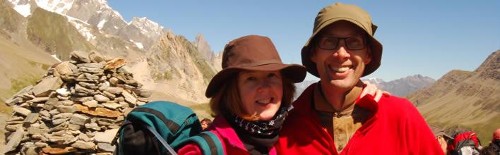 Self Guided Tour Du Mont Blanc