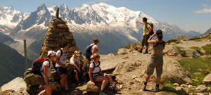 Guided Tour Du Mont Blanc